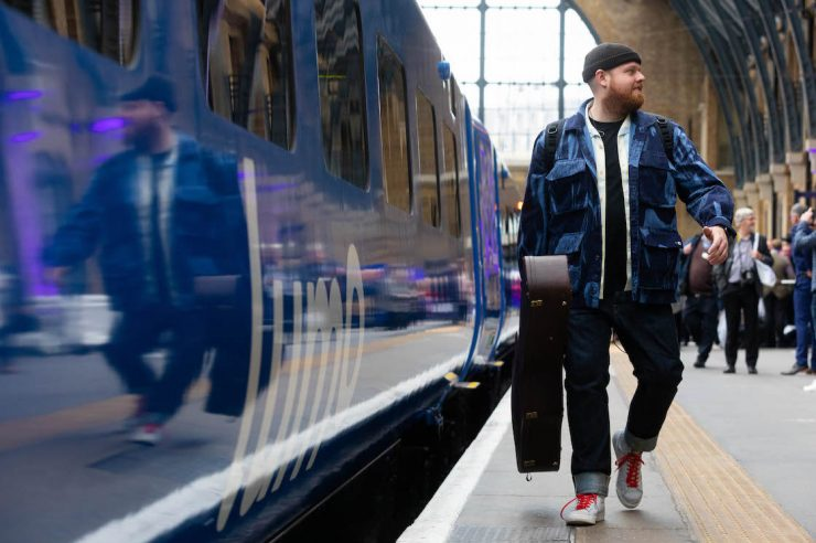 Image for What went right this week: UK gets low-cost rail, plus more positive news