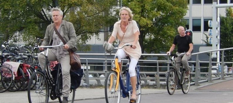 Older people more active across Europe