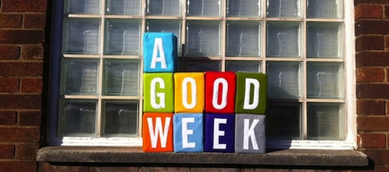 A Good Week returns for second year