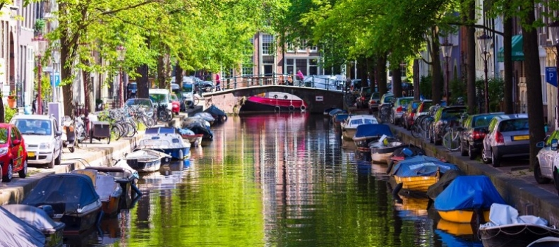 Five ways to share in Amsterdam