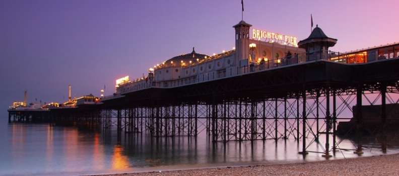 Five ways to share in Brighton