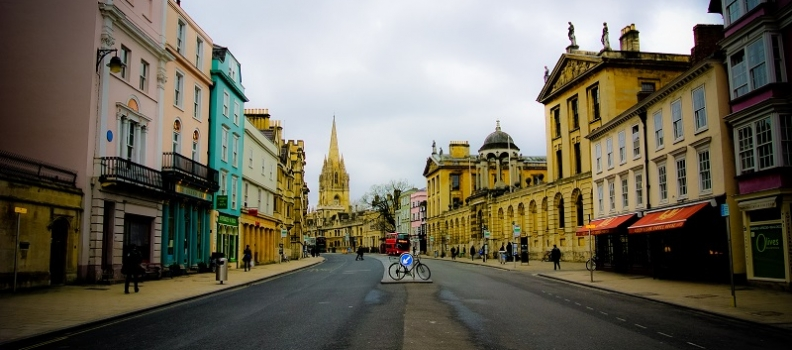 Oxford votes to be Europe's first 'tar-free city'