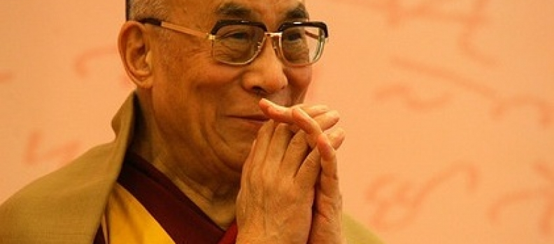 Dalai Lama honours UK's compassionate youth